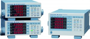 Yokogawa Europe T&M - WT300Eseries - September, 2015