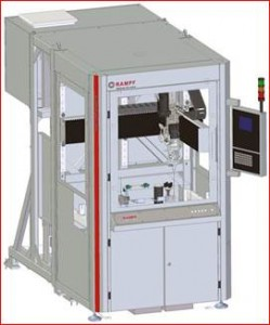 DC-CNC 800 with safety housing
