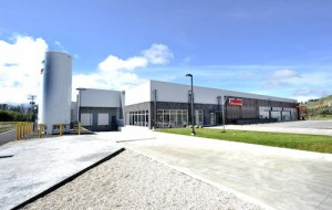 New Zollner production plant in Cartago, Costa Rica