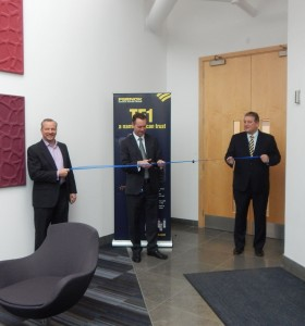 Woking Ribbon Cutting Ceremony