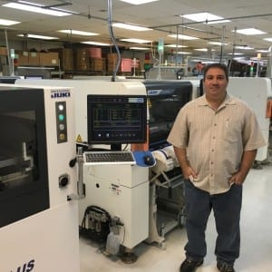 Rob Leonardis, President of Ember Industries, and his production team believe that Juki Automation Systems provides the best quality to cost ratio available.