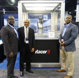 Racer3 wins 2016 NED Innovation Award @ IndustryWeek Manufacturing & Tec...