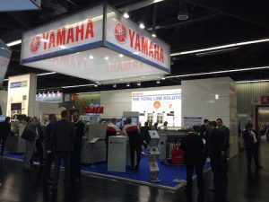 Yamaha Motor IM Europe at SMT 2016_1