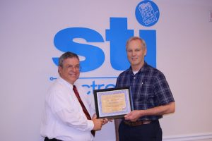 STI Electronics Mel Parrish Retirement 16
