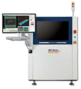 MIRTEC MV-6 OMNI 3D AOI Machine