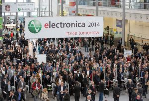 ■ Visitors coming to electronica – the world's largest trade fair dedicated to every aspect of electronics technology