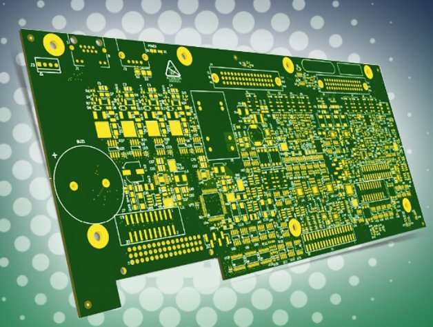 China Pcb Manufacturing Printed Circuit Boards Electronics Circuit